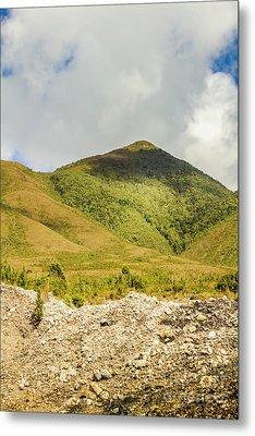 Tasmanian Mountains Metal Print by Jorgo Photography - Wall Art Gallery
