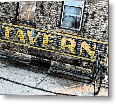 Tavern Metal Print by Gary Everson