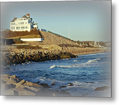 Taylor Swift Rhode Island Home Metal Print by Diane Valliere