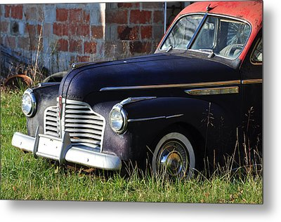 Tell Me What You See Metal Print by Jan Amiss Photography