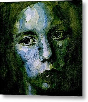 Tell Methere's A Heaven Metal Print by Paul Lovering