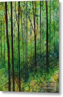 Terra Verde Metal Print by Hailey E Herrera