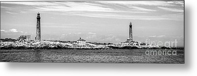 Thacher Island Metal Print by Charles Dobbs