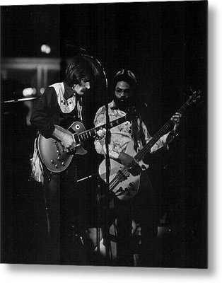 The Allman Brothers Dicky Betts Metal Print by Don Struke