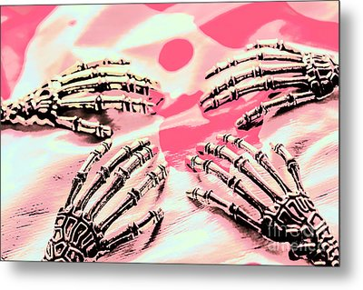 The Arms Of Automation Metal Print by Jorgo Photography - Wall Art Gallery