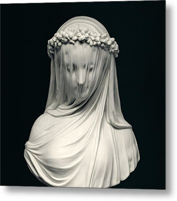 The Bride Metal Print by English School