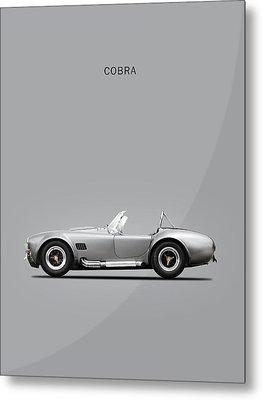 The Cobra Metal Print by Mark Rogan