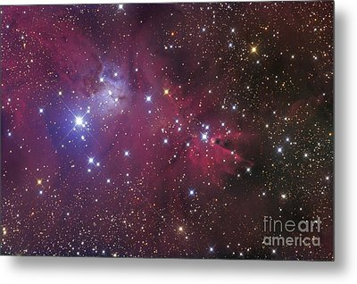 The Cone Nebula Metal Print by Roth Ritter