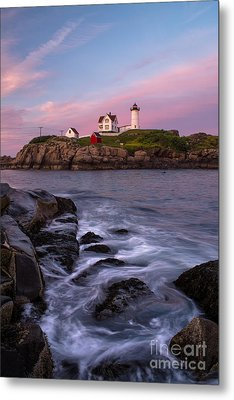 The Days End Metal Print by Scott Thorp