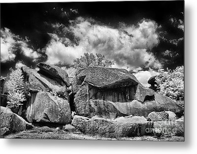 The Devils Den Metal Print by Paul W Faust - Impressions of Light