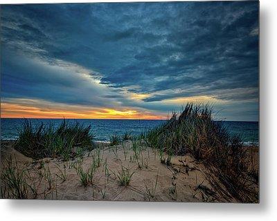 The Dunes On Cape Cod Metal Print by Rick Berk
