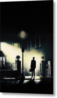 The Exorcist, Poster Art, 1973 Metal Print by Everett