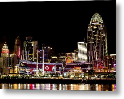 The Finishing Touches Metal Print by James Patterson
