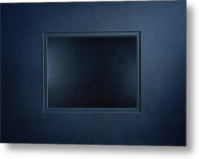 The Frame Metal Print by Scott Norris