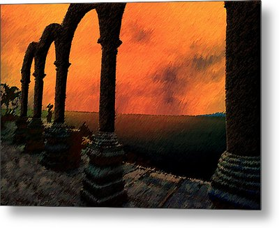 The Gloaming Metal Print by Paul Wear
