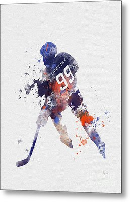The Great One Metal Print by Rebecca Jenkins