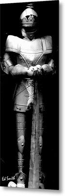 The Guard Metal Print by Ed Smith