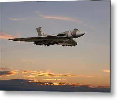 The Guardian Metal Print by Pat Speirs