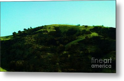 The Hills Metal Print by Jamey Balester