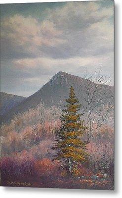 The Lonesome Pine Metal Print by Sean Conlon