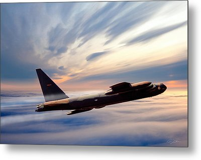 The Long Goodbye 674 Metal Print by Peter Chilelli