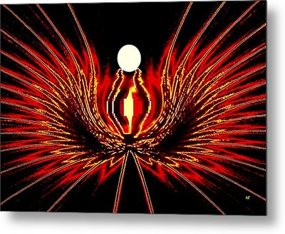 The Lost Pearl Metal Print by Will Borden
