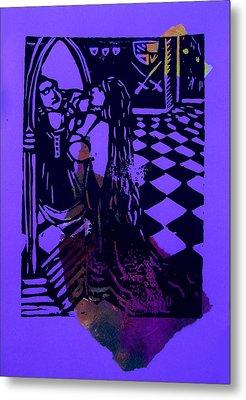 The Mirror Room IIi Metal Print by Adam Kissel