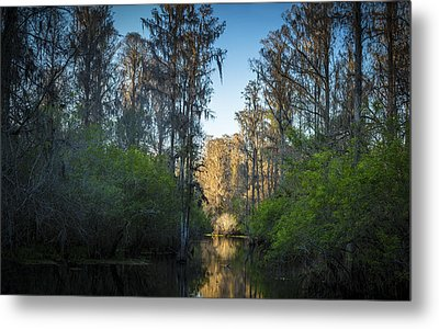 The Narrows Metal Print by Marvin Spates