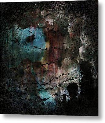 The Last Days Metal Print by Rachel Christine Nowicki