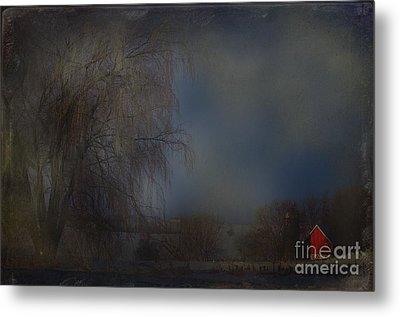 The Ol Farm Of Butternut Hill Metal Print by The Stone Age