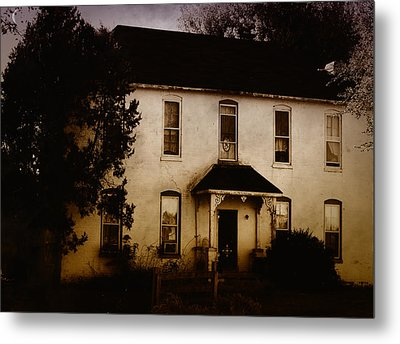 The Old And The Beautiful Metal Print by Kristie  Bonnewell