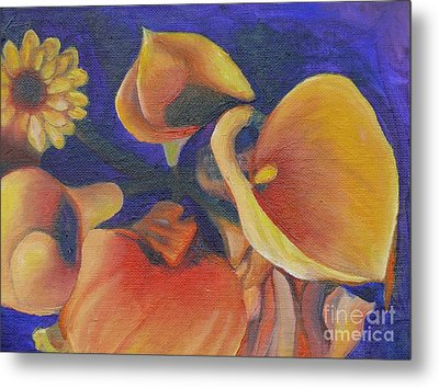 The Only One Metal Print by Terri Thompson