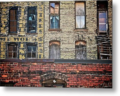 The Other Side Metal Print by Odd Jeppesen