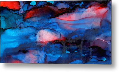 The Potential Within - Horizontal Metal Print by Michelle Wrighton