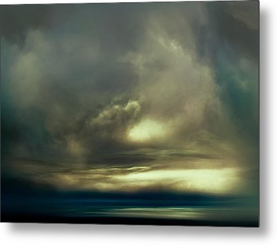 The Promise Metal Print by Lonnie Christopher