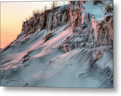 The Sands Of Time Metal Print by JC Findley