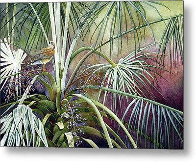 The Sentinel Metal Print by Lyse Anthony