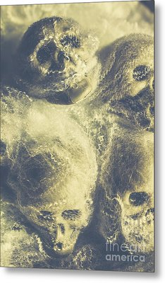 The Spiders Torture Chamber Metal Print by Jorgo Photography - Wall Art Gallery