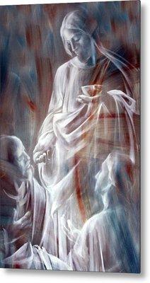 The Spirit Metal Print by Munir Alawi