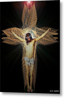 The Transformation Metal Print by Michael Durst