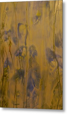 The Unconscious To Conscious Metal Print by Heather Hennick
