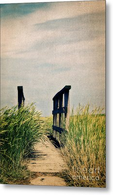 The Way Metal Print by Angela Doelling AD DESIGN Photo and PhotoArt