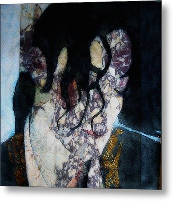 The Way You Make Me Feel Metal Print by Paul Lovering