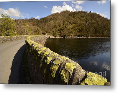 Thirlmere Metal Print by Stephen Smith