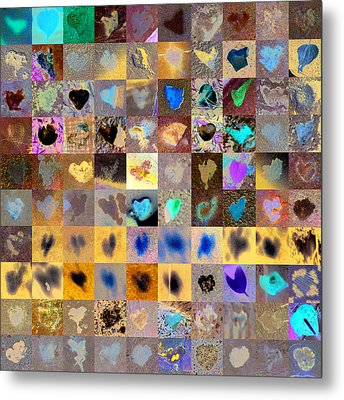 Three Hundred Series Metal Print by Boy Sees Hearts