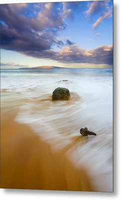 Tied To The Past Metal Print by Mike  Dawson