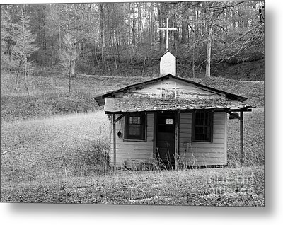 Tiny Church Metal Print by Arni Katz