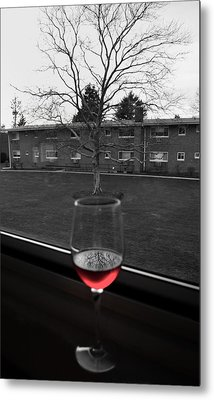 Toast To Nature Metal Print by Mandy Wiltse