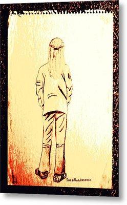 Tom Boy Metal Print by Sheri Buchheit