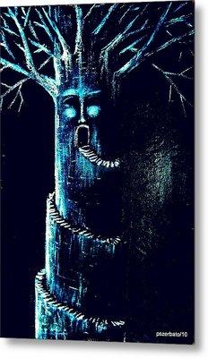 Tower Metal Print by Paulo Zerbato